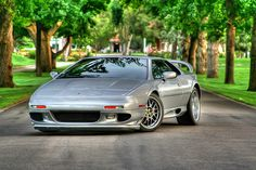 Lotus Esprit V8 Twin Turbo - most beautiful supercar ever created. Lotus wins.