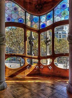 Casa Batlló by Ganymede2009 on Flickr