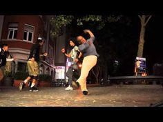 POREOTICS x LES TWINS x NEGUIN - A Night in Germany - YouTube