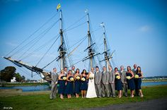 Definatly need one of these pictures next October!! salem waterfront hotel wedding - Google Search