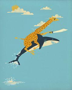 See Jay Fleck's artwork