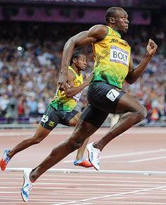 Atleta especialista en velocidad, campeón mundial y olímpico de 100 y 200 m lisos, y el hombre más rápido del planeta.  Ostenta…