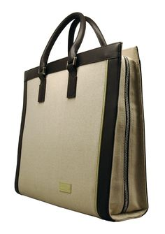 Aaron Irvin Canvas Large Women's Brief Bag - Women's Briefcases - Briefcases
