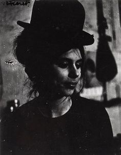 Photo by Gerard Petrus-Fieret, c.1965.