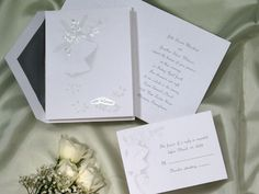Wedding Invitations by VOWS BRIDAL DISCOUNT INVITATIONS