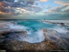 Palmachim Beach, Israel - I wish I had known about this place when we were over there.