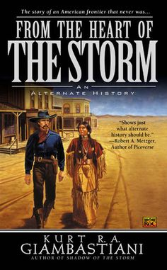 Giambastiani, Kurt R. A. From the Heart of the Storm. New York: ROC, 2004.  Shields Library PS3607 I42 F76 2004