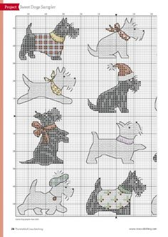 Gallery.ru / Photo # 28 - The world of cross stitching 234 - tymannost