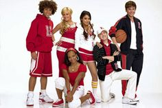The cast of High School Musical. High School Musical :D Troy Bolton, Zac Efron, Talia Shire, Disney Challenge, Calum Thomas Hood, Calum Hood, Rocky Balboa, Vanessa Hudgens, Disney Channel