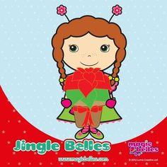 #Flower #Belle has some pretty printable #tree decorations for you if you find her #Xmas #stocking! http://www.magicbelles.com/superstories/