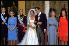 Infanta Elena of Spain Wedding
