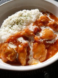 鶏✿まろやかガーリックトマトシチュー by yakopuyo [クックパッド] 簡単おいしいみんなのレシピが222万品 Curry Recipes, Asian Recipes, Soup Recipes, Japanese Recipes, Easy Chicken Dinner Recipes, Healthy Dinner Recipes, Easy Cooking, Cooking Recipes, Cooking Ribs