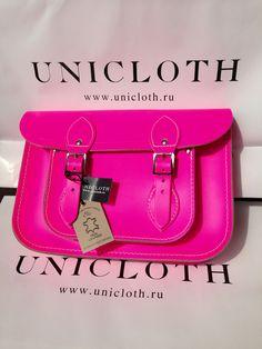 Cambridge Stchel Fluro Pink 11' vk.com/cambridgesatchelinrussia www.unicloth.ru