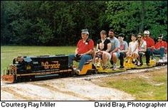 """Ride Trains at Zube (""""zoo bee"""") Park , Hockley, TX (just north of Katy) - ride a 1/8 scale train for 6 miles (about 15 min.) from 9:00 AM through 1:00PM on the 3rd Sat. of every mo. from Mar. – Nov.; a specially designed car accommodates standard width wheelchair. Rides are free, donations welcome. Also, Zube Park is open 8:00 AM to dusk, so pack your lunch. – see:  http://www.hals.org/timetable.html  and  http://www.hals.org/news.html  ; MAP: http://www.hals.org/map.html"""
