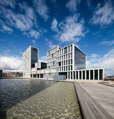 Aarhus Bestseller Office Complex cfmoller