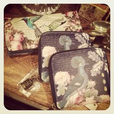 f94b0601d74 Disaster Designs Aviary purse and wallet xx