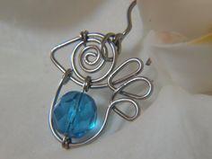 Cute lovebird earrings bird earrings by HorakovaDesigns on Etsy, $24.00