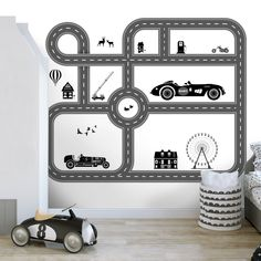 living room ideas – New Ideas Kids Wall Decor, Boys Room Decor, Girl Room, Boy Toddler Bedroom, Toddler Rooms, Doll House For Boys, Ikea Nursery, Bedroom Themes, Kid Spaces