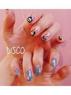 金子渚│DISCO'sNail / Hand careLooks-WEAR