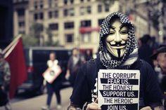 Occupy. Hippies via | Hippies Hope Shop www.hippieshope.com