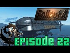 Let's go for a ride! - Let's play Fallout 4 Episode 22