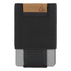 BASICS Wallet: Black #want