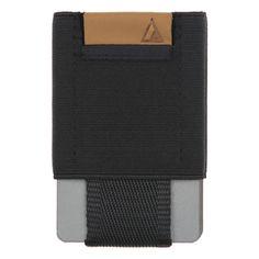 BASICS Wallet: Black #want