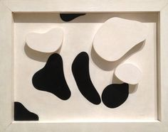 Constellation According to the Laws of Chance by Jean Arp