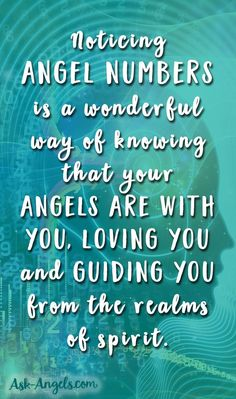 Noticing angel numbers is a wonderful way of knowing that your angels are with you, loving you and guiding you from the realms of spirit. Spiritual Messages, Spiritual Path, Spiritual Guidance, Spiritual Awakening, Angel Number Meanings, Angel Numbers, Sacred Meaning, Angel Guidance, Numerology Numbers