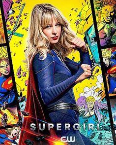 Supergirl comic Supergirl Season, Supergirl Comic, Supergirl 2015, Flash Comics, Dc Comics Heroes, Dc Comics Art, Best American Tv Series, American Actors, Female Race Car Driver