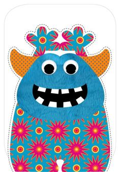 Our key principles are Fairness, Ability, Creativity, Trust and that's a F. Monster Birthday Parties, Monster Party, Cute Monsters, Little Monsters, Monster Classroom, Monster Clipart, Pawer Rangers, Applique Patterns, Sewing For Kids