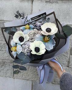 Beautiful Bouquet Of Flowers, Beautiful Flower Arrangements, Pretty Flowers, Floral Arrangements, Wedding Flowers, Flowers For You, Flower Boxes, My Flower, Luxury Flowers