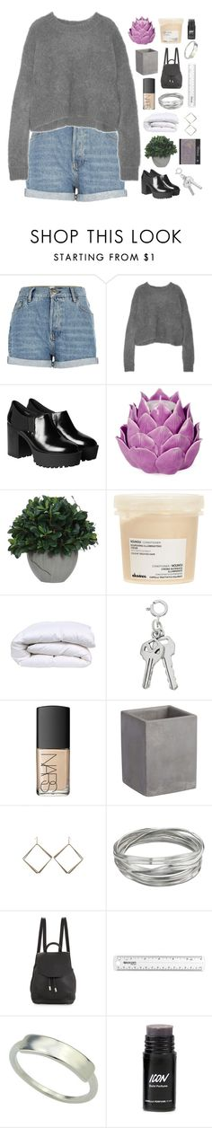 """""""NOW YOU'VE GOT ME MISSIN' YOU / help needed! read desc (:"""" by absurd-ambitions ❤ liked on Polyvore featuring River Island, 3.1 Phillip Lim, Monki, Zara Home, Lux-Art Silks, Davines, NARS Cosmetics, CB2, Whistles and rag & bone"""
