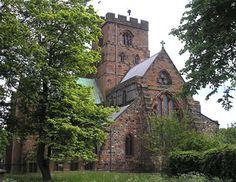 Carlisle, England The Great Border City  Carlisle Cathedral