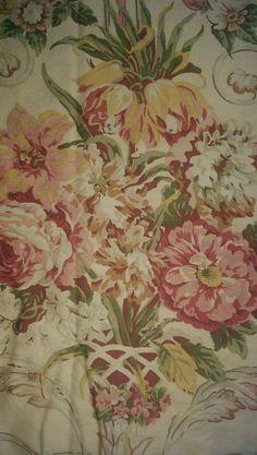 Ralph Lauren GUINEVERE MEDIEVAL COLLECTION Twin Duvet Comforter Cover and Case #RalphLauren