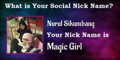 Find Out Your Social Nick Name