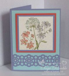 Simply Soft from Stampin' Up!