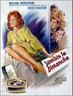 Jamais le Dimanche by Jules Dassin