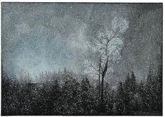 Danny Larsen Snow, Illustrations, Artist, Prints, Painting, Outdoor, Instagram, Design, Kunst