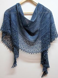 Love in a Mist Knitting pattern by Boo Knits Knitting Patterns LoveKnitting # Knit Or Crochet, Crochet Shawl, Crochet Vests, Crochet Cape, Crochet Edgings, Crochet Motif, Crochet Beanie, Knitted Shawls, Crochet Scarves