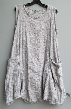 Discover thousands of images about NEW Summer Dress Sale Dress TO Kill Artsy Jane Mohr Lagenlook Linen Dresses, Casual Dresses, Sleeveless Dresses, Women's Casual, Dresses Uk, Summer Dresses Sale, Dress Sale, Dress Summer, Boho Fashion