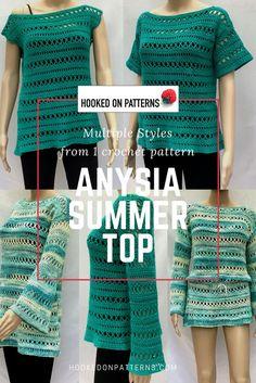Summer Crochet Pattern - Vest top. Crochet this cute and versatile summer top. #summer #fashion #cute #Crochet #crochetblogger #crochetblog #bloggers #HOP #crocheter #lovecrochet #yarn #Ravelry #loveyarn #UScrochet #UKcrochet #clothes #Crocheting #Crocheted #crafts