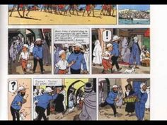 .http://www.youtube.com/watch?v=yvtLIYbMLPk Tintin revisite : le crabe aux pinces d´or