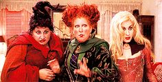 How To Watch 'Hocus Pocus' This Halloween Because We're Still ...