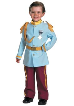 Prince Charming Child Costume from BirthdayExpress.com