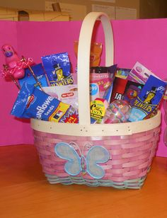 20 diabetic friendly easter basket ideas diabetic friendly maddies easter basket after she was diagnosed with type 1 in the kids never had a lot of candy in their baskets anyway the easter bunny added beef jerky negle Choice Image