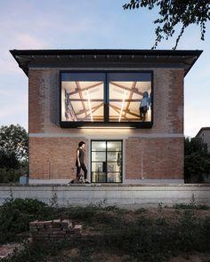 Ciclostile Architettura Studio, Fabio Mantovani