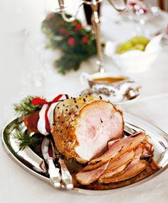 Finland Food, Finnish Recipes, Christmas Treats, Caprese Salad, Camembert Cheese, Pork, Meat, Main Courses, Drinks
