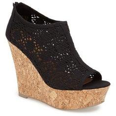 Kendall & Kylie Madden Girl 'Raaven' Wedge Sandal (Women)
