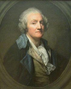 Jean-Baptiste Greuze self-portrait, 1770